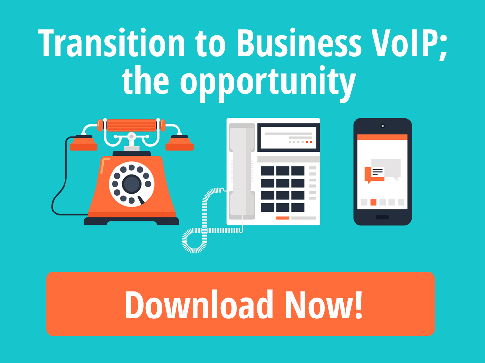 Transition to Business VOIP image